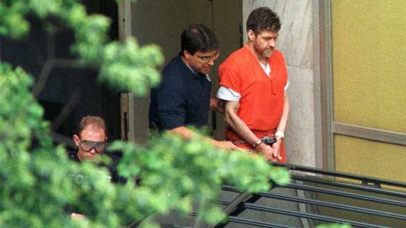 "Convicted ""Unabomber"" Ted Kaczynski terrorized the country with a series of mail bombs over nearly two decades. The Harvard graduate killed three people and wounded 23 others prior to his arrest in 1996. Kaczynski pleaded guilty in 1998 and is serving a life term in the federal supermax prison in Florence, Colorado. Click through to read about other attacks carried out by Americans on American soil."