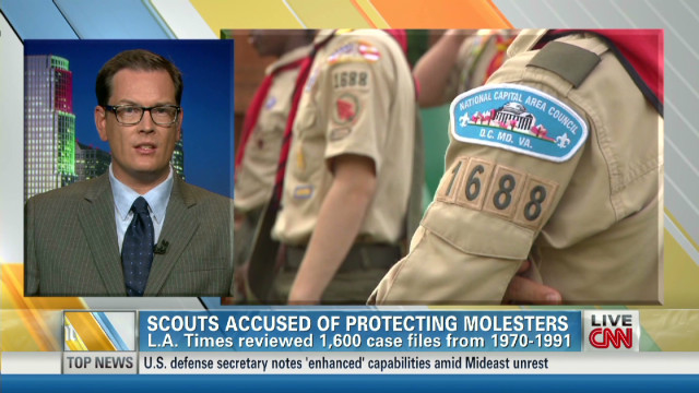 Some abuse of Boy Scouts never reported