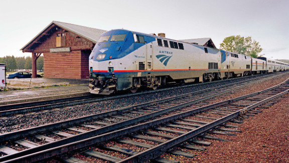 Amtrak is the nation