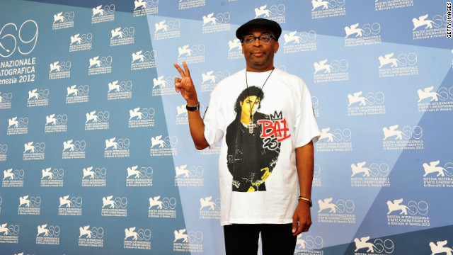 """BAD 25"" director Spike Lee attends a photocall during the 69th Venice Film Festival on August 31, 2012 in Venice, Italy."