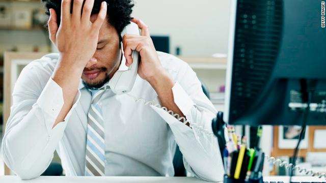 The path between job stress and poor health runs at least partly through our genes and personality, a new study finds.