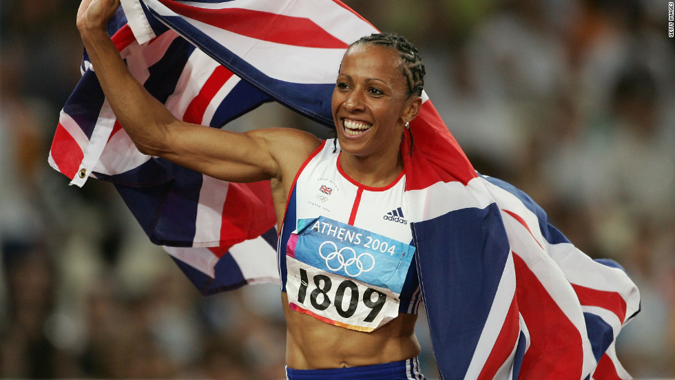 Kelly Holmes is a British sporting hero after winning her gold medals over 800 and 1500 meters at the Athens 2004 Olympic Games. But the track star has had to fight depression throughout her life, including a period of self-harming in the year before her Olympic triumph.