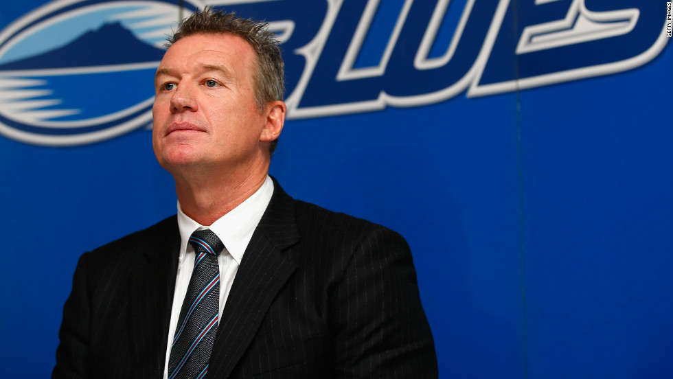 "Former New Zealand rugby international John Kirwan spoke in detail about his battle with depression in the book ""All Blacks Don't Cry"". He is actively involved with mental health campaigns in his homeland."