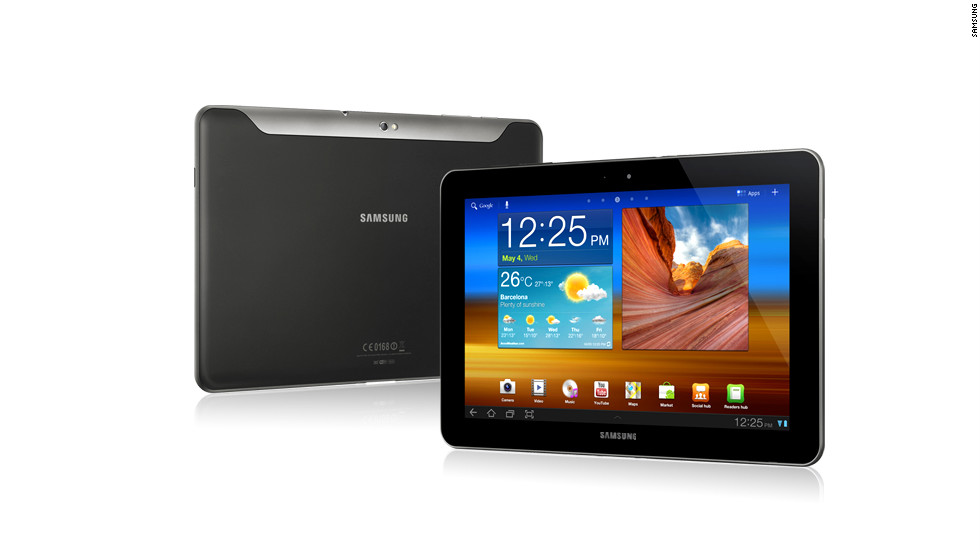 Android tablets designed to compete feature-for-feature with the iPad have struggled. But critics have given mostly high marks to the Samsung Galaxy Tab 2 10.1. It's lighter and thinner than the iPad 2 and sports a fast, powerful processor. A 16-GB version now sells for $329, or a little less at some retailers.