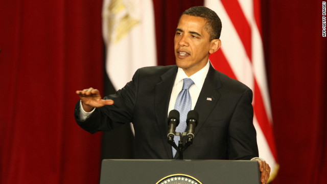 Obama's 2009 Cairo speech: A look back