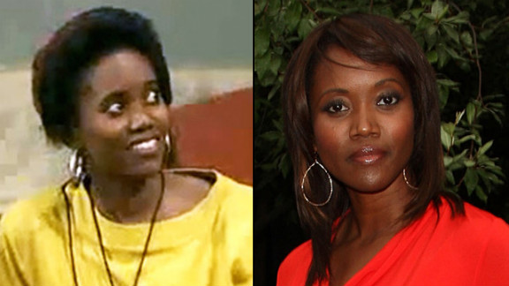 """Erika Alexander traded in Pam Tucker for Maxine Shaw when she started work on """"Living Single"""" in 1993. After the show"""