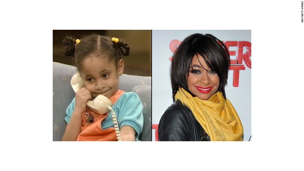 "Olivia is just one of Raven-Symoné's many cheek-pinching roles. She appeared in ""The Little Rascals,"" on ""Hangin' with Mr. Cooper,"" in two ""Doctor Dolittle"" films and the TV movie ""Zenon"" before starring in ""That's So Raven."" She later headlined the short-lived ""State of Georgia"" and played Deloris Van Cartier in ""Sister Act"" on Broadway."