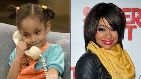 Olivia is just one of Raven-Symoné