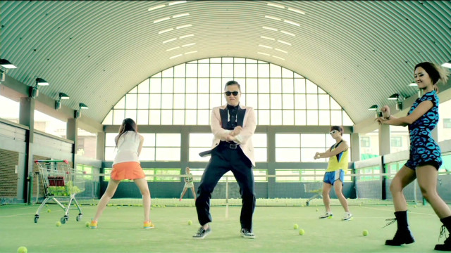'Gangnam Style' has even spread to the U.S.