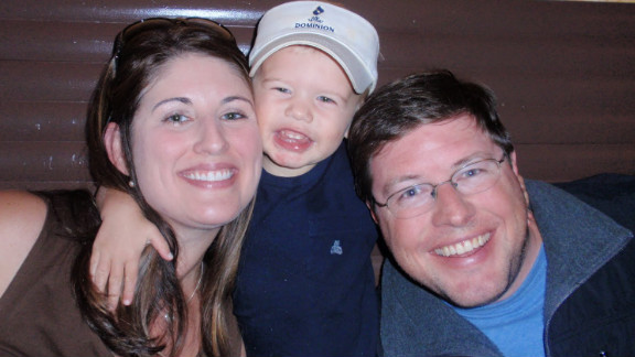 Lori and Neil Martin's son, Will, suffers from mitochondrial disease.