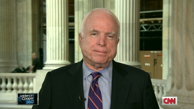 McCain: Romney cares about every American