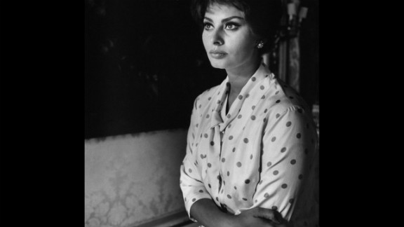 On Sophia Loren's 78th birthday, LIFE.com presents a series of warm, informal portraits of the film legend by her friend, Alfred Eisenstaedt, made at the height of her international fame in the early '60s. Here, a previously unpublished picture of Sophia Loren in Italy in 1961.