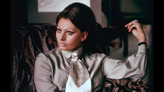 Sophia Loren, 1964. See the complete gallery on LIFE.com.