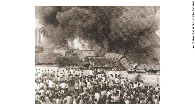 Many Singapore residents remember exactly where they were when a devastating fire broke out in 1961.