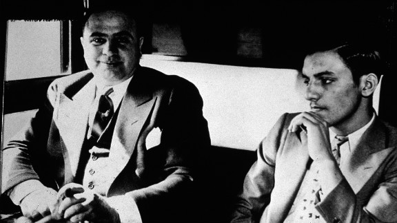 American gangster Al Capone was far more lethal with his machine gun than his golf clubs. According to his former caddie, Tim Sullivan, Capone needed 60 shots just to clear the front nine.
