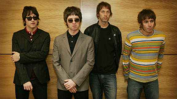 The rivalry between Manchester and Liverpool also spills over into areas of popular culture. Indie band Oasis are arguably Manchester