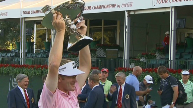 Snedeker claims lucrative Cup