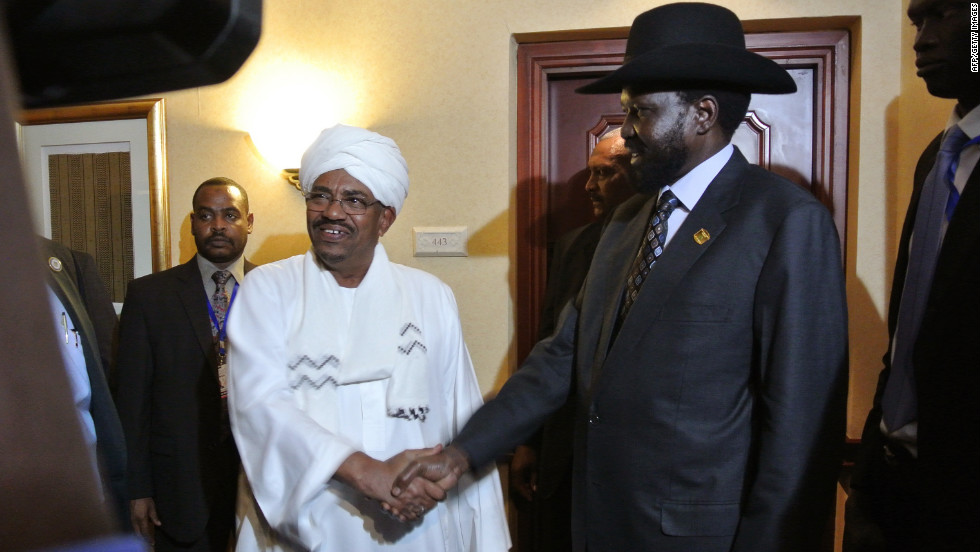 sudan and south sudan sign partial agreement cnn