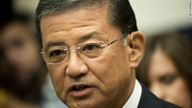 American Legion: Shinseki should resign
