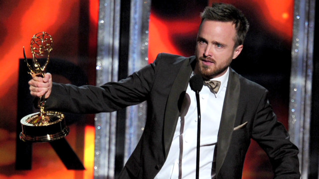 Aaron Paul: 'I was out of my head'