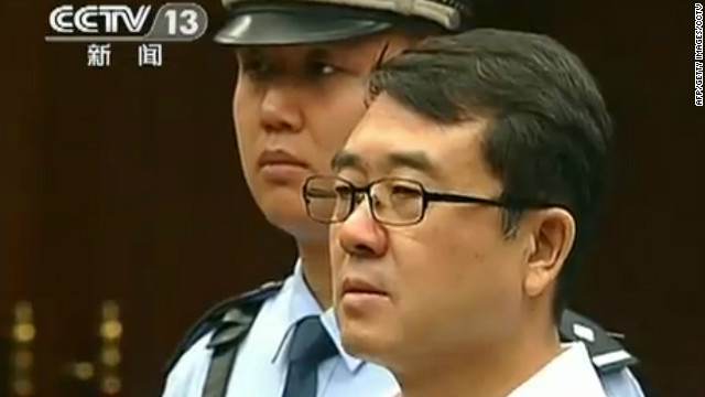 China sentences ex-police chief in Bo scandal