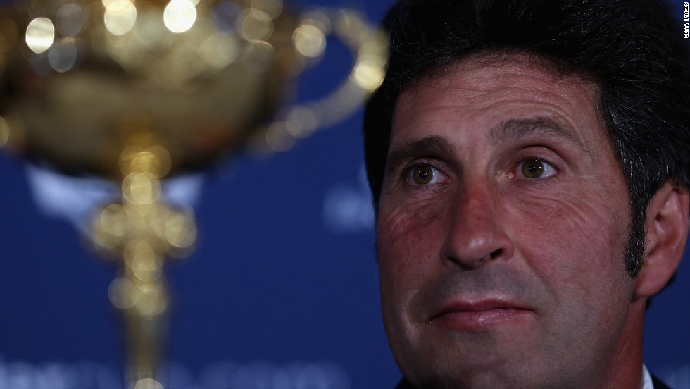 Jose Maria Olazabal will try to mastermind a triumph for Europe in this weekend's Ryder Cup, a competition he has made an indelible mark on over the years.