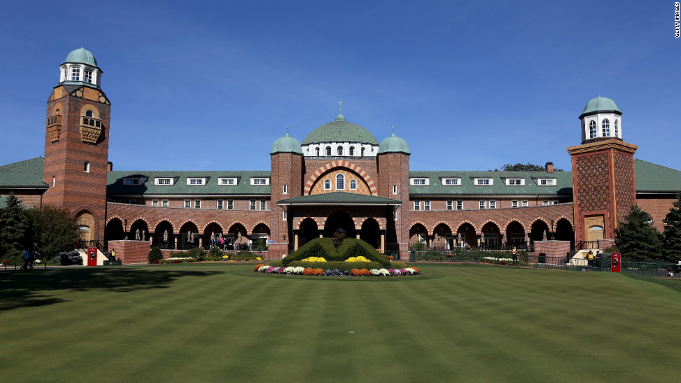 The 39th Ryder Cup match begins on Friday at the Medinah Country Club in Illinois.