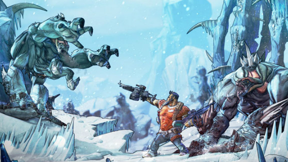 """""""Borderlands 2"""" adds a great new storyline and characters to the original's """"shoot everything"""" style of gameplay."""