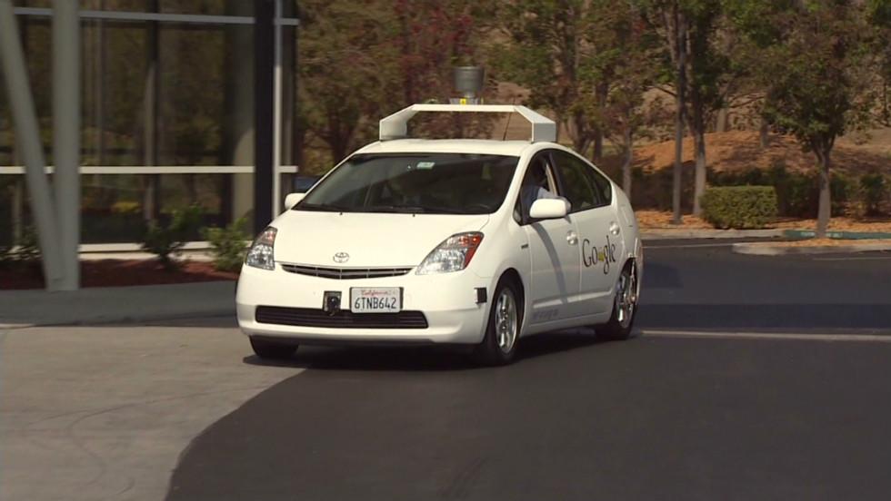 Self-driving cars now legal in California - CNN