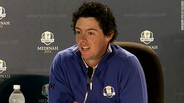 McIlroy ready for Ryder Cup challenge