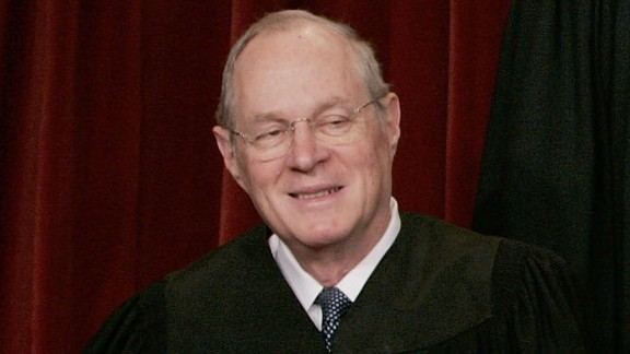 Anthony Kennedy was appointed to the court by President Ronald Reagan in 1988. He is a conservative justice but has provided crucial swing votes in many cases. He has authored landmark opinions that include Obergefell v. Hodges, which legalized same-sex marriage nationwide.