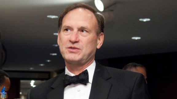 Samuel Alito was appointed by President George W. Bush in 2006 and is known as one of the most conservative justices to serve on the court in modern times.