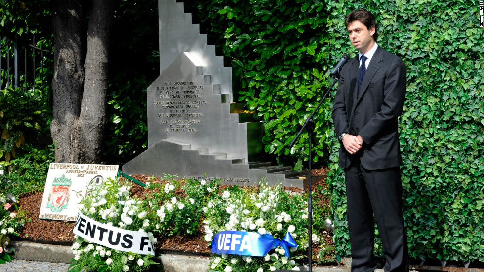 "Juventus officials insist  the Serie A club has never forgotten the victims of the Heysel disaster. ""The families of the victims are always welcome at the club, the museum and the stadium -- for free,"" said a Juve spokeswoman."