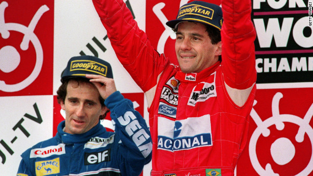Who is the greatest F1 driver ever?