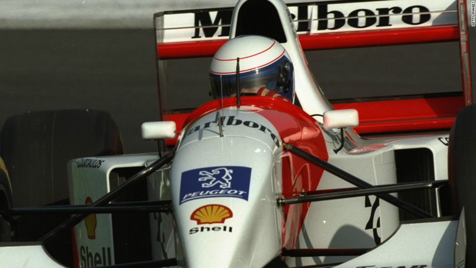 Vettel is now chasing after Frenchman Alain Prost , who won four drivers' titles.