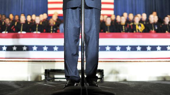 Romney addresses Friday