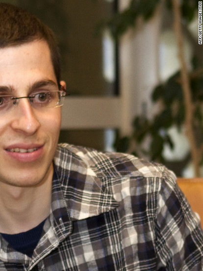Gilad Shalit Abduction Fast Facts
