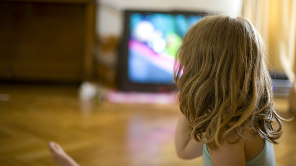 """So-called indirect or """"background"""" TV exposure can detract from play, homework, and family time,  a new study finds."""