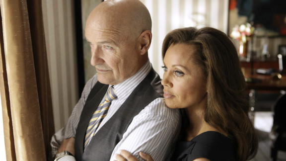 """Terry O' Quinn and Vanessa Williams starred in """"666 Park Avenue."""""""