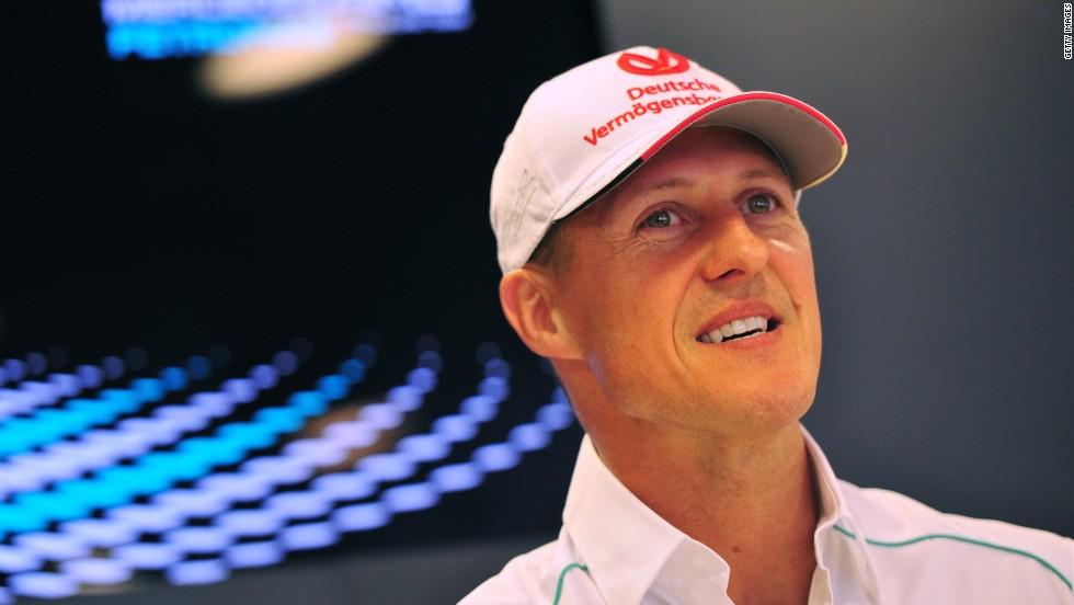 """Schumacher had five consecutive titles but that was in a period when Ferrari had influence on tyre development,"" said former McLaren GP winner John Watson."