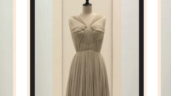 """The new """"Madame Grès. Sculptural Fashion"""" exhibition — with pieces loaned from Paris"""