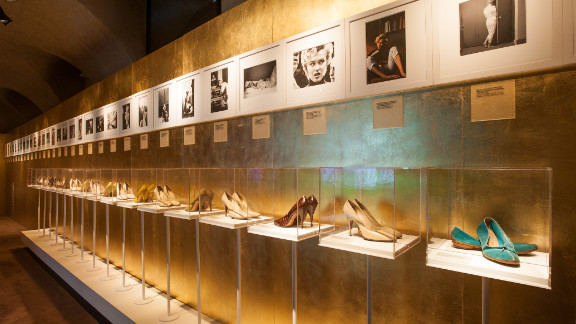 Through January 28, 2013, fashion and film lovers can view the Ferragamo-created footwear Marilyn Monroe wore — and view an incredible collection of the star