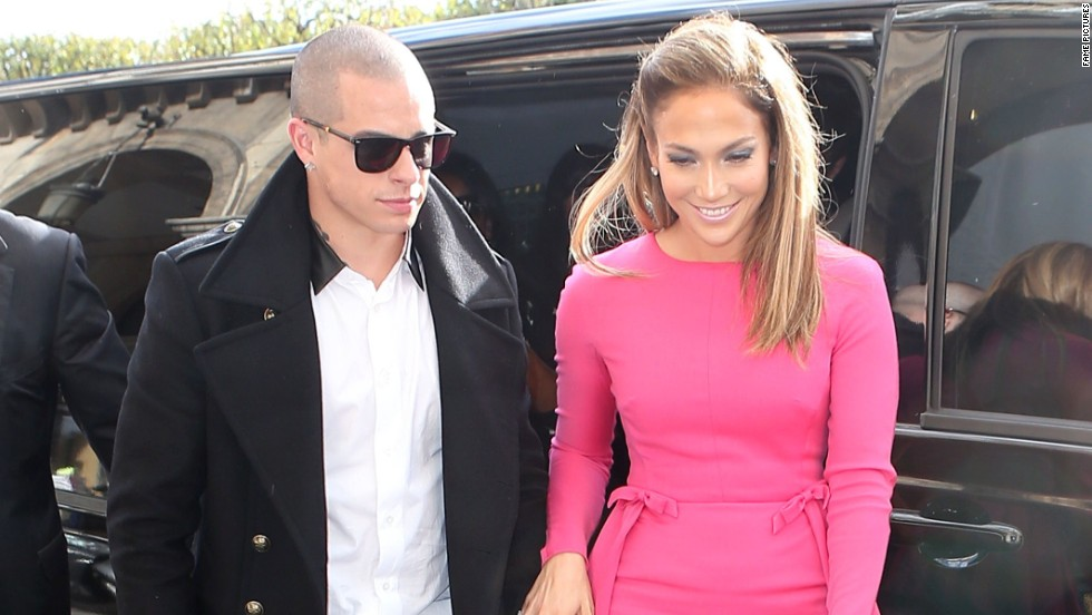 Jennifer Lopez has found happiness with her boyfriend, Casper Smart, who is 18 years younger than the 44-year-old star.