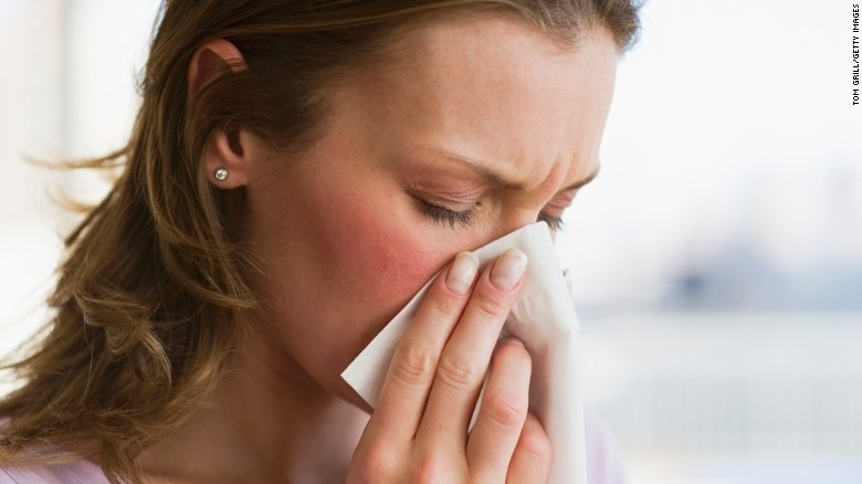 Doctors say holding sneezes can cause injuries
