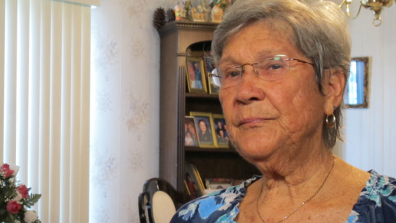 Ovell Smith Krell says her brother Owen died in 1940 under mysterious circumstances. Kimmerle