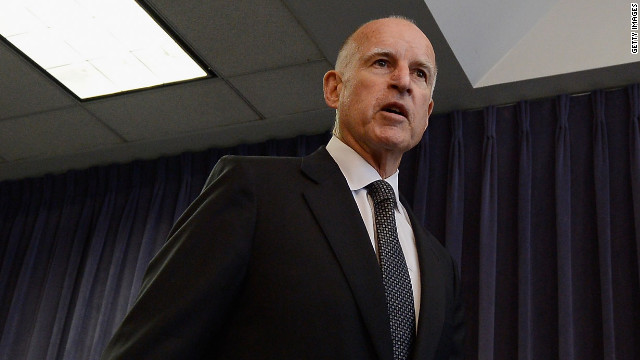 California Gov. Jerry Brown signed a law last weekend prohibiting attempts to change the sexual orientation of patients under 18.