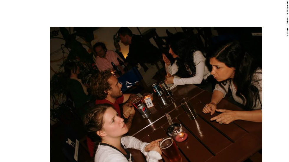 spanglish speed dating buenos aires