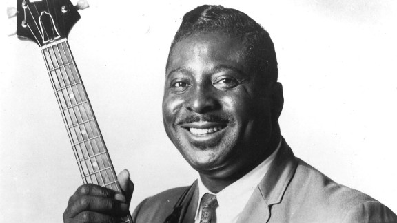 """Albert King's husky vocals and signature Gibson Flying V guitar influenced several artists including Eric Clapton and avid fan Stevie Ray Vaughan. Known for such songs as """"Don't Throw Your Love on Me So Strong"""" and """"That's What the Blues Is All About,"""" it's the first nomination for the Mississippi Delta native who died in 1992."""