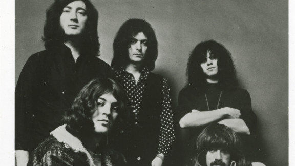 """British quintet Deep Purple helped rock critics coin the term """"heavy metal."""" With songs like """"Smoke on the Water"""" and """"Highway Star,"""" their lineup changed over the decades and included rockers like singer David Coverdale and bassist Glenn Hughes. Founding member Jon Lord died in 2012, but the current three members of the band, Ian Paice, Ian Gillan and Roger Glover have continued to tour the world for more than four decades."""