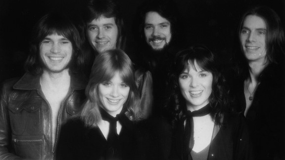 """Sisters Ann and Nancy Wilson were two of the first women to find fame fronting a hard rock band. The female rockers dominated the video music scene in the 1980s with hits like """"Alone,"""" and """"What About Love."""" Their band included guitarist Roger Fisher, bassist Steve Fossen, guitarist/keyboard player Howard Leese and drummer Michael DeRosier."""